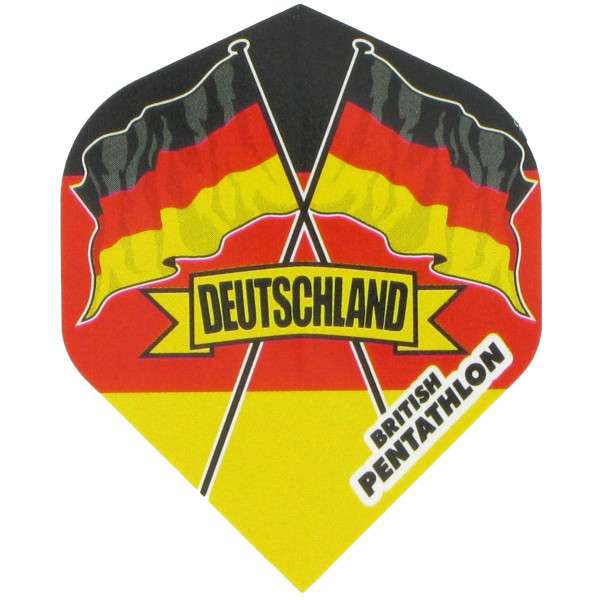"Pentathlon Std. ""Flag-Germany"""