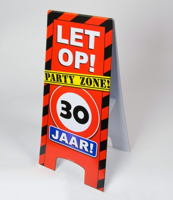 Warning Signs 30 Jaar
