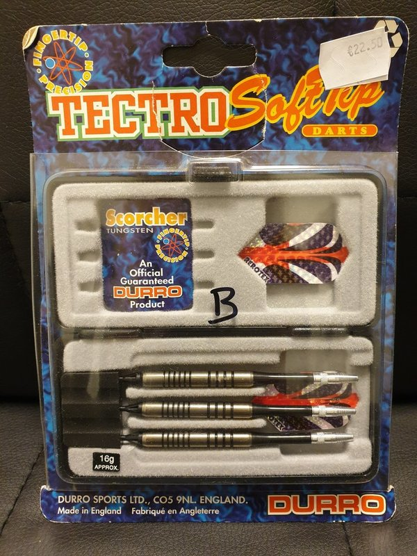 SCORCHER tungsten TECTRO Softtip