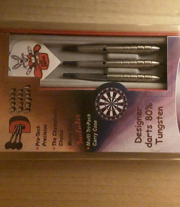 Dutch Darts Import dartpijlen Designer